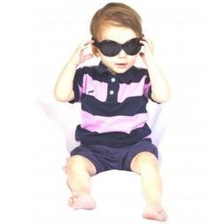 1 Baby Kidz Banz RETRO Sunglasses 100% UVA UVB Sun Protectio