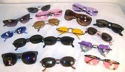 100 BULK LOT SUNGLASSES men women glasses eyewear sunglass C