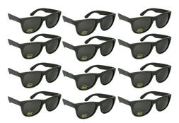 12 Pack Neon Sunglasses-CPSIA certified-Lead Content Free an