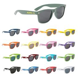 150 Sunglasses with UV Protection, Printed with Your Custom