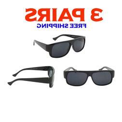 3 Pack Bulk Lot Wholesale Gangster Sunglasses EAZY E Super D