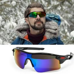 Zero Dark 2 Pack Tactical Sport Sunglasses Unisex Cycling Ru