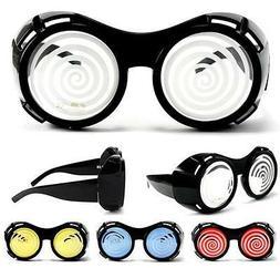 2 pair CRAZY PSHYCO  NOVELTY PARTY GLASSES sunglasses #294 m