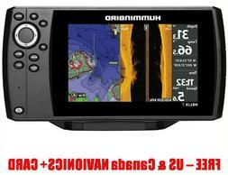 Humminbird 410340-1NAV Helix 7 Chirp GPS G2N w/ Navionics &