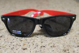 Retro Optix - 4th of July Sunglasses - Black/Red - UV400