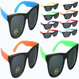 6 Or 8 Pack Neon Sunglasses For Adult Wedding Kid Party Favo