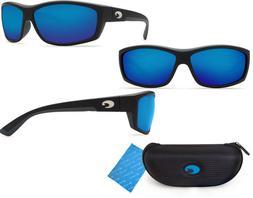Costa del Mar Saltbreak Polarized Iridium Wrap Sunglasses, B