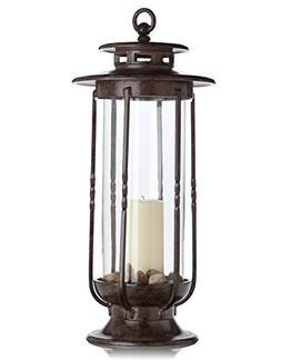 H Potter Decorative Lantern Candle Holder Outdoor Hurricane