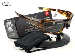 New Under Armour - Power Sunglasses - Fire Tortoise/Gray