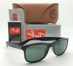 Ray-Ban Men's Active RB4202-606971-55 Black Square Sunglasse
