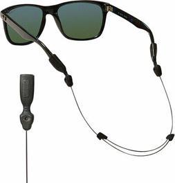 Chums Adjustable Orbiter Eyewear Retainer: Black, Sold Indiv