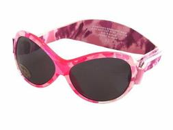 Adventure Sunglasses for 2-5 Year Old Kids in Pinks - Color: