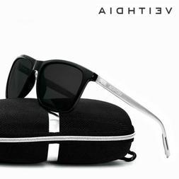 Aluminium Mens Polarized Photochromic Sunglasses Chameleon D