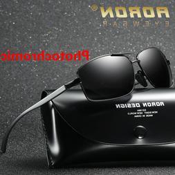 Aluminum Polarized Photochromic Sunglasses Pilot Men Chamele