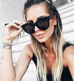 """AUDREY "" Designer Inspired Women Sunglasses Oversized Vinta"