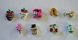 Authentic Origami Owl Hard to Find Retired Charms
