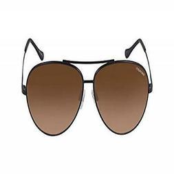 Serengeti Large Aviator Drivers Gradient Sunglasses