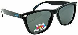 Junior Banz Aviator midnight black  Wayfarer Kidz Sunglasses