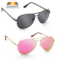 Aviator Polarized Sunglasses For Men Women Cycling Biking Me