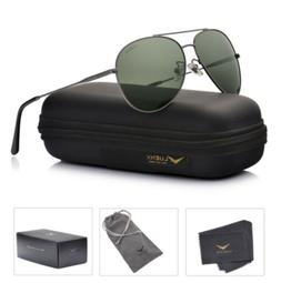 Luenx Aviator Sunglasses