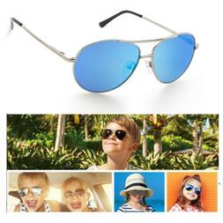Aviator Sunglasses For Kids Boys Girls Baby Children Toddler