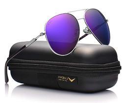 aviator sunglasses for women polarized mirror