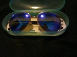 LUENX Aviator Sunglasses for Women Polarized UV 400 Protec..