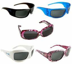 Baby Banz J-BANZ KIDS SUNGLASSES & CASE Toddler/Child Sun Pr