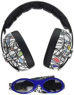 Baby Banz Earmuffs and Infant Hearing Protection and Sunglas