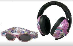 Banz Carewear Protection Set - Baby Sunglasses & Ear Muffs C