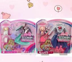 Barbie Princess Adventure FASHION PACK Pet Pig Purse Sunglas