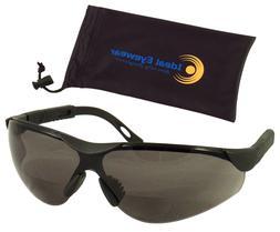 Bifocal Safety Glasses Sunglasses Sun Readers Reading Men Wo