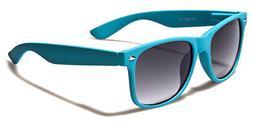 Retro Optix Boys Girls Plastic Sunglasses 100% UV400 Protect