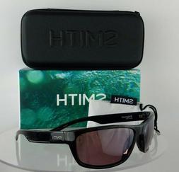 Brand New Authentic Smith Optics Sunglasses Ridgewell Black