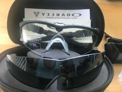BRAND NEW Oakley SI M Frame 2.0 Matte Ballistic glasses kit