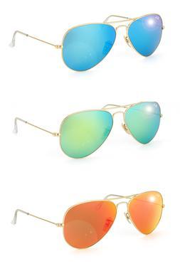 Brand New!! Ray-Ban Aviator Large Metal Sunglasses - RB3025