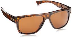 Oakley Men's Breadbox Rectangular Eyeglasses,Tortoise