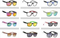 Bulk Pack Shades Sunglasses Vintage Classic 80's Retro Shade