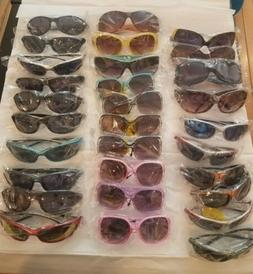 Bulk Sunglasses Wholesale Lot 30 Pcs Assorted Styles Men, Wo