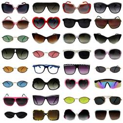 Bulk Wholesale Sunglasses Lot of 10 to 150 Pairs Assorted St