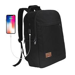 Laptop Backpack, Business Computer Bag Waterproof Travel Bac