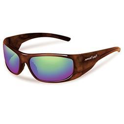 Flying Fisherman Cape Horn Polarized Sunglasses, Tortoise Fr