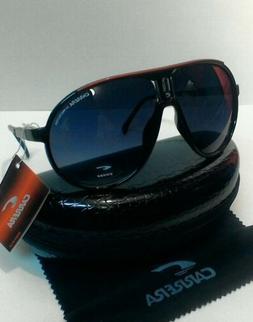 Carrera Fashion Men & Women's BLACK&RED Sunglasses+CarreraCa