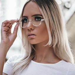 Cat Eye Oversize Demi Crystal Women Sunglasses Upside Down S