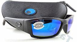 New Costa Del Mar CB 01 OBMGLP Corbina Blackout Frame Blue M