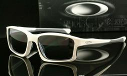 Oakley Chainlink POLARIZED Sunglasses OO9247-07 Matte White