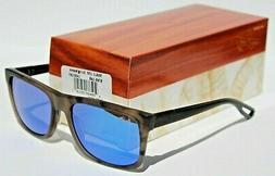 MAUI JIM Chee Hoo! POLARIZED Sunglasses B765-14B Stormy Gray