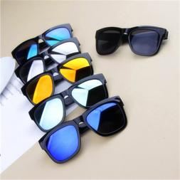 Children <font><b>sunglasses</b></font> 2018 new fashion squ