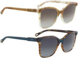 Chloe Women's Multi-Color Cat-Eye Sunglasses w/ Gradient Len