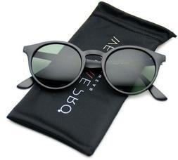 WearMe Pro - Classic Small Round Retro Sunglasses